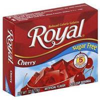 "Желе вишневое ""Royal"" без сахара"