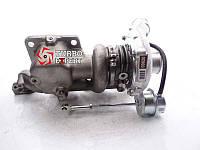 Турбина 708618-5011S (Ford Mondeo III 2.0 TDCi 115 HP), фото 1