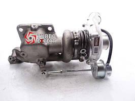 Турбина 708618-5011S (Ford Mondeo III 2.0 TDCi 115 HP)