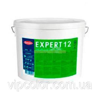 Sadolin EXPERT 12 ВС 2,33 л полуматовая устойчивая к мытью краска для стен