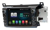 """Штатная магнитола INCAR TSA-2255 Toyota RAV4с 2013 г.в экрна 8"""" оригинал на андроиде 8"""