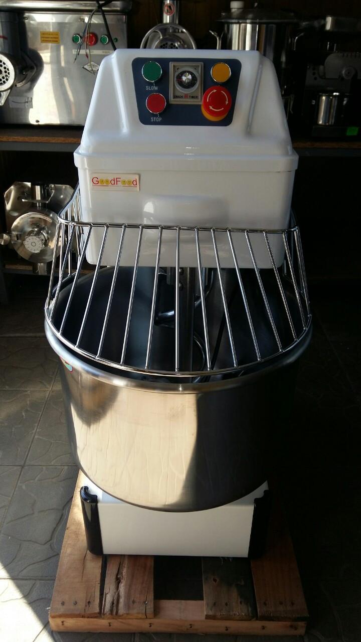 Спиральный тестомес двухскоростной 220V SM30T2V   30 литров (новый)