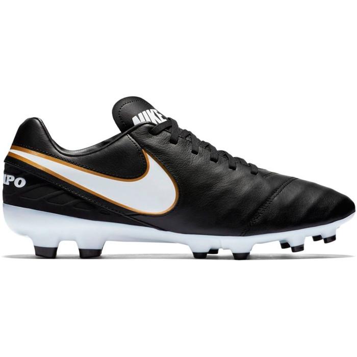 Футбольные бутсы Nike Tiempo Mystic V FG 819236-010 (Оригинал)