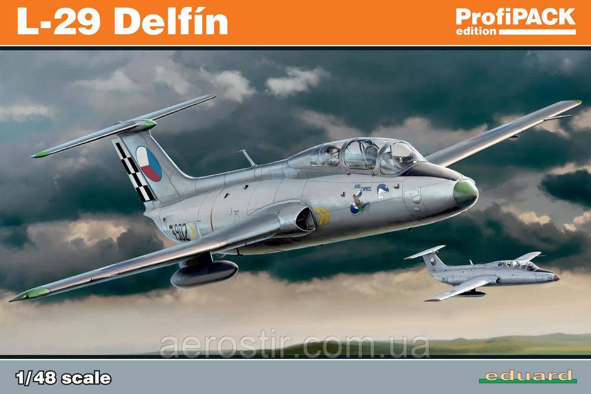 L-29 Delfín 1/48 Eduard 8099