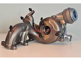 Турбины 713672-5006S (Seat Leon 1.9 TDI 90 HP) 454232-0001, 454232-0003, 454232-0004, 454232-0005, 454232-1