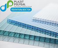 Поликарбонат сотовый Polygal 8мм