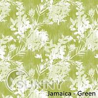 Рулонные шторы для окон в закрытой системе Sunny с плоскими направляющими - ПЛАСТИК, ткань Jamaica