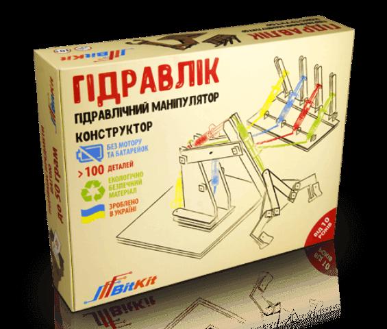 Конструктор – Гидравлик BitKit