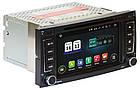 """Штатная магнитола оригинал Андроид 8 VW Touareg 2002-2011 TSA-8682 экран 7"""", фото 2"""
