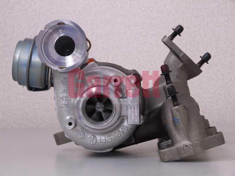 Турбина 720855-5006S (Volkswagen Golf IV 1.9 TDI 130 HP)