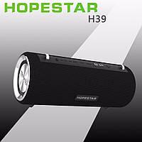 Колонка Hopestar H39 - беспроводная Bluetooth черная, фото 1