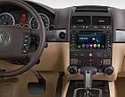 """Штатная магнитола оригинал Андроид 8 VW Touareg 2002-2011 TSA-8682 экран 7"""", фото 3"""