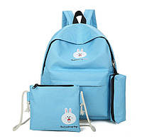 Рюкзаки 3в1 для повседневного использования Голубой