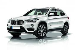 Оригінальні грати радіатора для BMW X1 (F48)