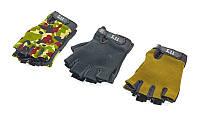 Перчатки тактические беспалые 5.11, фото 1