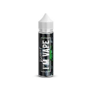 Премиум жидкость для электронных сигарет I'M VAPE Warrior Absenthe