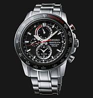 Мужские часы Seiko SSC357P1 Solar Perpetual Calendar Alarm , фото 1