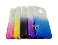 Силиконовый чехол Gradient для Samsung Galaxy S10 Plus