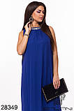Обворожительное, женское, легкое вечернее платье 48-52р.(6расцв), фото 6