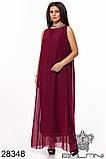 Обворожительное, женское, легкое вечернее платье 48-52р.(6расцв), фото 8