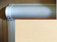 Ролети тканинні (рулонні штори) Aqua Pearl Besta uni закритий короб, фото 1