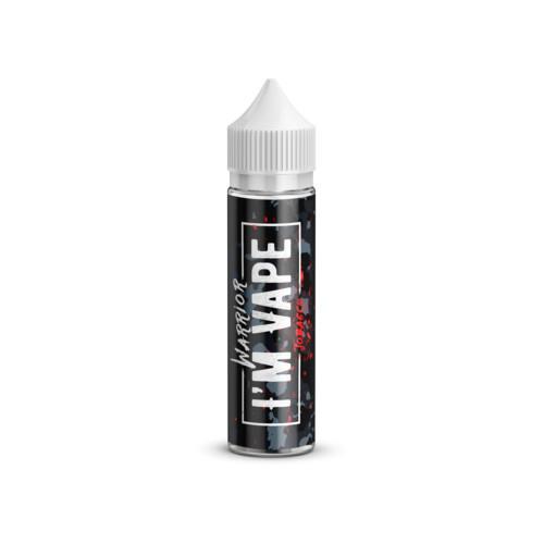 Премиум жидкость для электронных сигарет I'M VAPE Warrior Tabacco