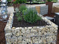 Сетка решётка металлическая Габион для камней ландшафтный дизайн