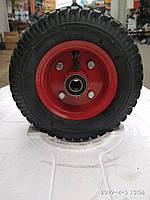 Колесо для тачки пневматическое 2.50-4 d 16-20 mm