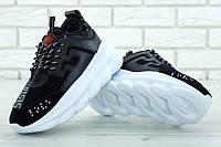 Кроссовки мужские Versace  black