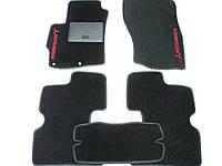 Текстильные коврики для Mitsubishi Lancer X с 2007-