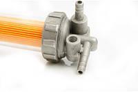 Кран паливний або відстійник (кран топливный или отстойник) до двигуна R175, R180, R190, R195, фото 1