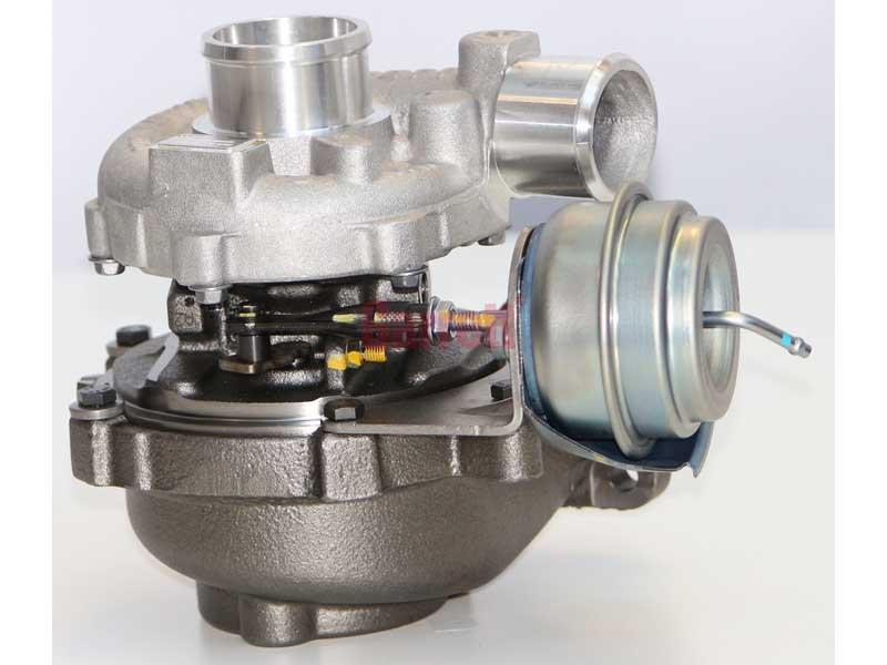 Турбина 757886-5003S (Hyundai Tucson 2.0 CRDi 140 HP)