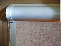 Ролеты тканевые (рулонные шторы) Emir Besta uni закрытый короб, фото 1