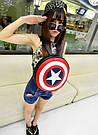 Рюкзак молодежный Captain America., фото 3