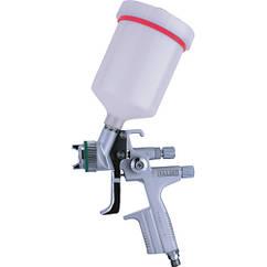 Краскопульт пневматический LVMP верх.пласт.бачок 600мл, форсунка-1,4мм (H-5000-1.4LM) ITALCO H-5005-1.4LM