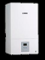 Газовый двухконтурный котел для отопления частного дома 24 кВт Bosch Gaz 6000 W 24