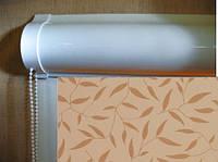 Ролеты тканевые (рулонные шторы) Batik Besta uni закрытый короб, фото 1