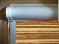 Ролеты тканевые (рулонные шторы) Calcutta Besta uni закрытый короб, фото 1
