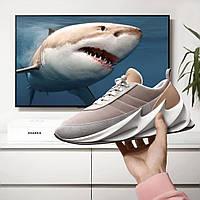 Женские кроссовки Adidas Sharks Pink (Реплика ААА+), фото 1