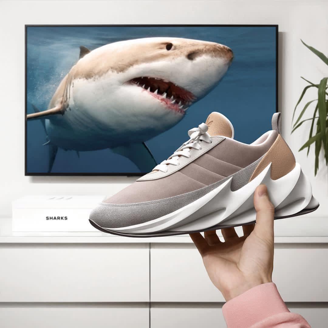 Женские кроссовки Adidas Sharks Pink (Реплика ААА+)