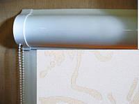 Ролеты тканевые (рулонные шторы) Briar Besta uni закрытый короб, фото 1
