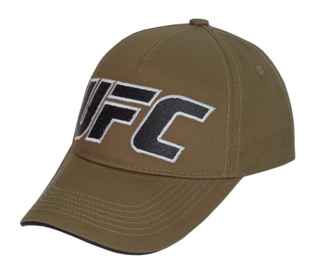 Бейсболка UFC вышивка