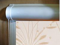 Ролеты тканевые (рулонные шторы) Fennel Besta uni закрытый короб, фото 1
