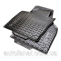 Оригинальные передние коврики салона Audi Q3 (8U) (8U1061501041)