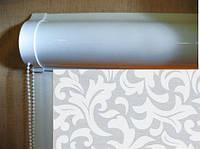 Ролеты тканевые (рулонные шторы) Frost Besta uni закрытый короб, фото 1