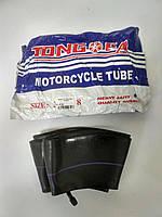 Камера 3.00-10 для японских, китайских скутеров Honda/Suzuki/Yamaha/GY6-50 (каучук) (Tongfa)