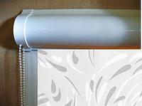 Ролеты тканевые (рулонные шторы) Paloma Besta uni закрытый короб, фото 1