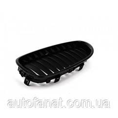 Оригинальная решетка радиатора черная левая M Performance BMW 5 (E60) (51712155447)