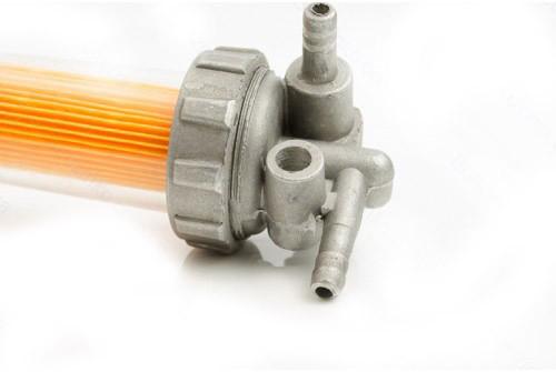 Кран паливний (кран топливный) до двигунів R175, R180, R190, R195