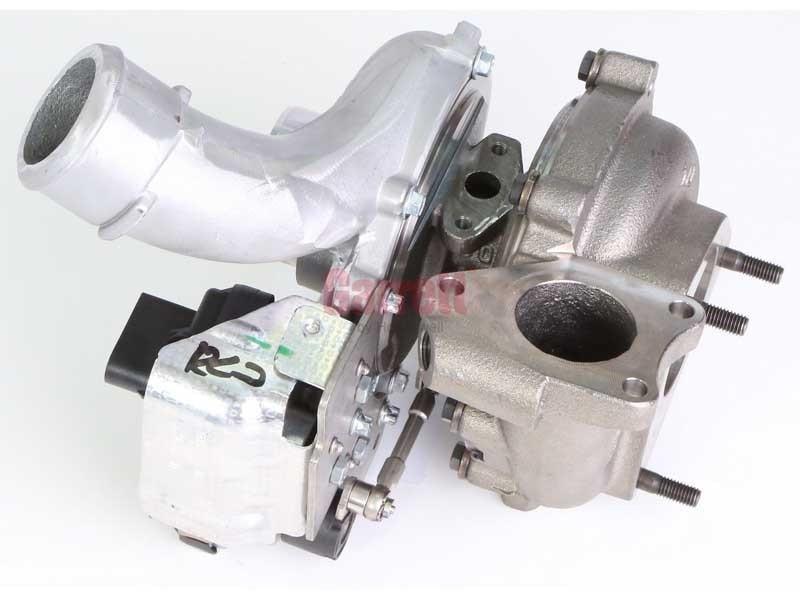 Турбина 776469-5005S (Audi A5 3.0 TDI 240 HP)